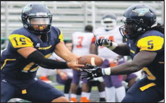 Skyhawks Win Streak Ends With 56-17 Loss To Kennesaw State