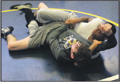 Tigers Split Four Wrestling Matches,  Troup Defeats Stockbridge, Mountain View