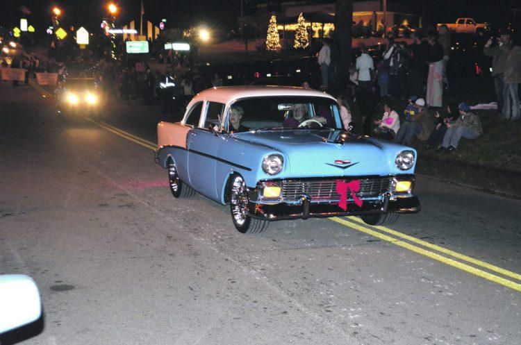 Hogansville Hosts Christmas Parade