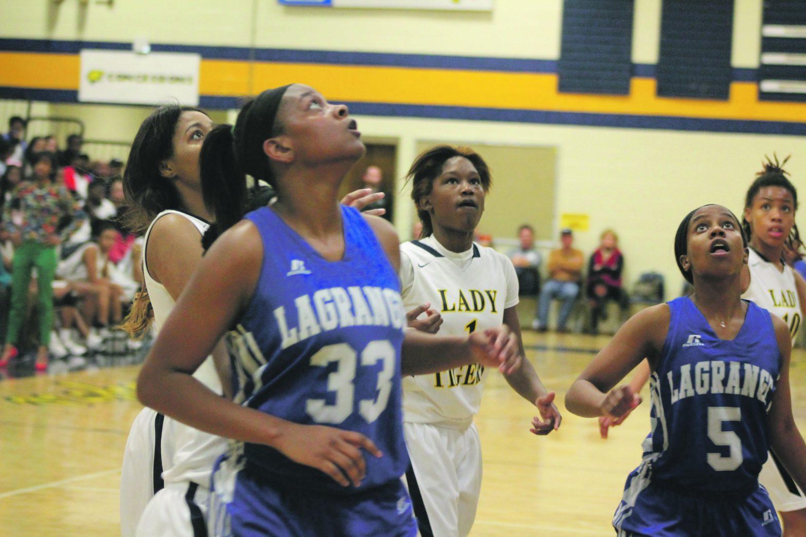 Lady Tigers Take Down LaGrange