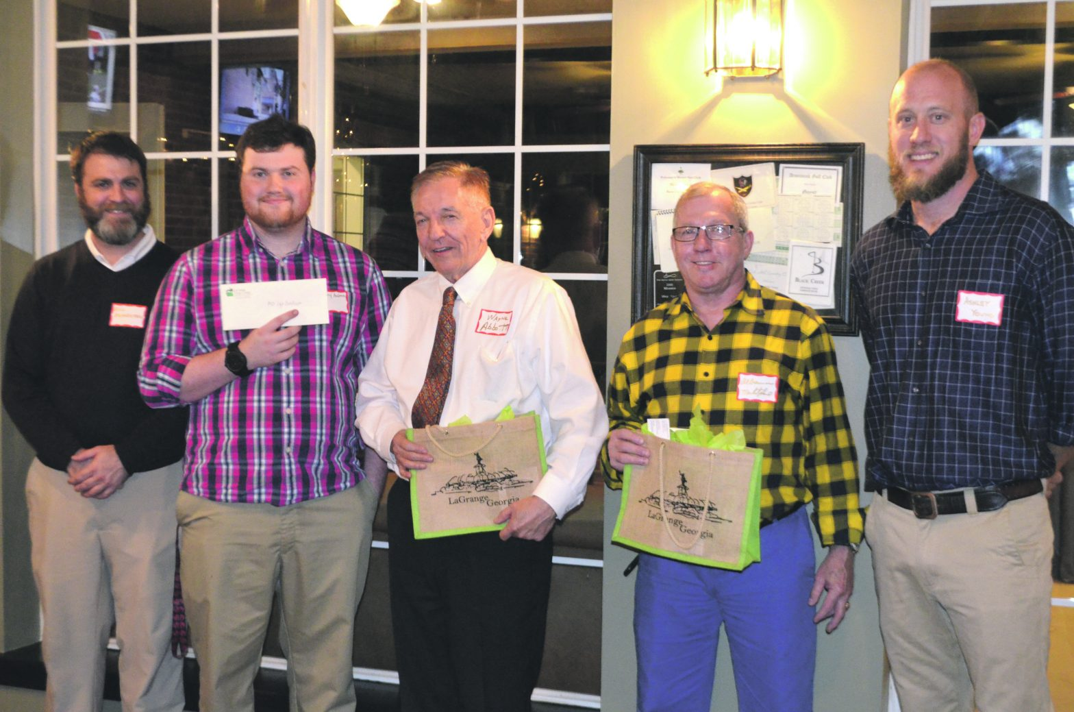 Chamber Hosts Christmas Party At The Fields