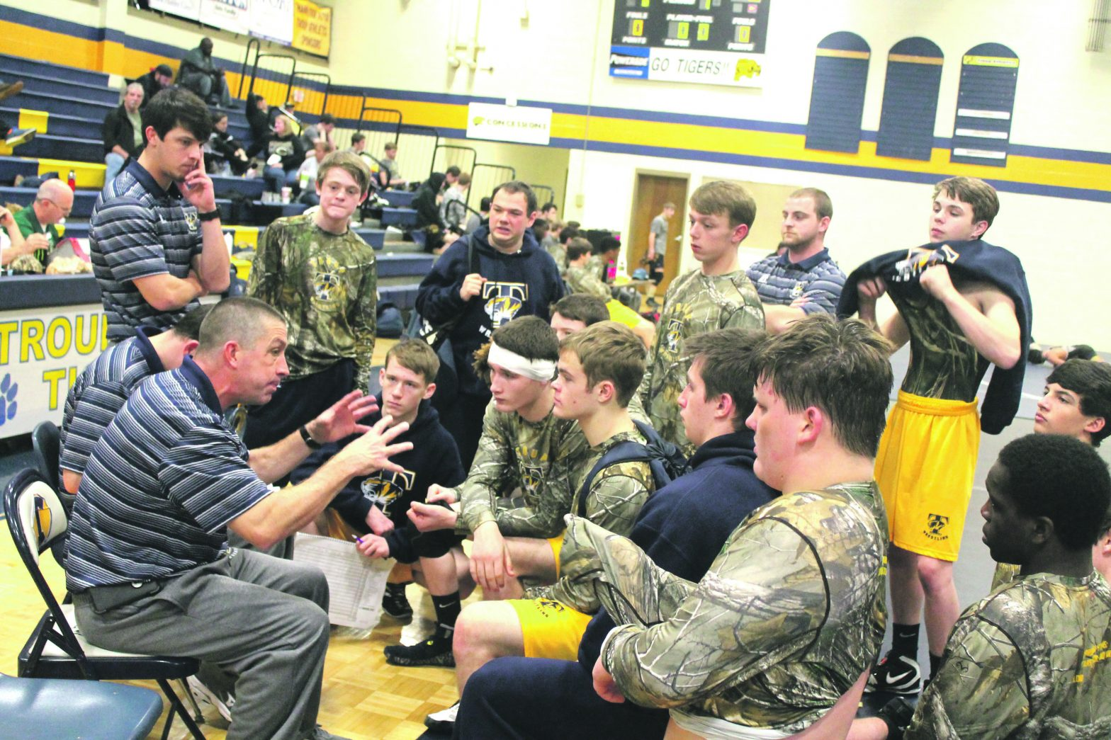 Seals Goes Unbeaten At 9-0,  Troup Finishes In Fourth Place