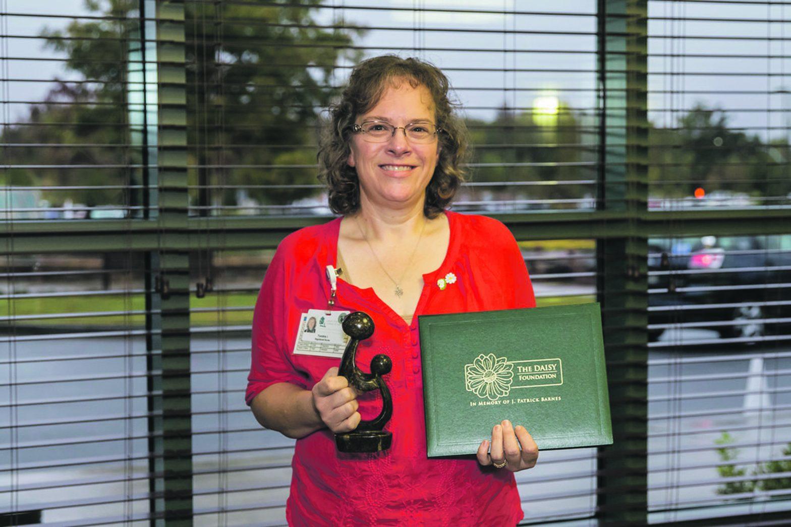 Local Nurse Awarded The DAISY  Award For Extraordinary Nurses