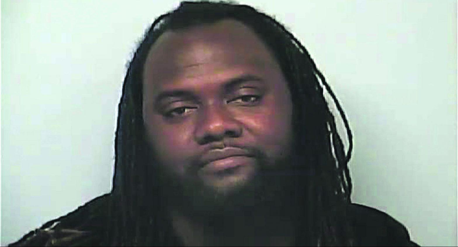 Alleged Drug Dealer Caught  Sneaking Drugs Into Jail