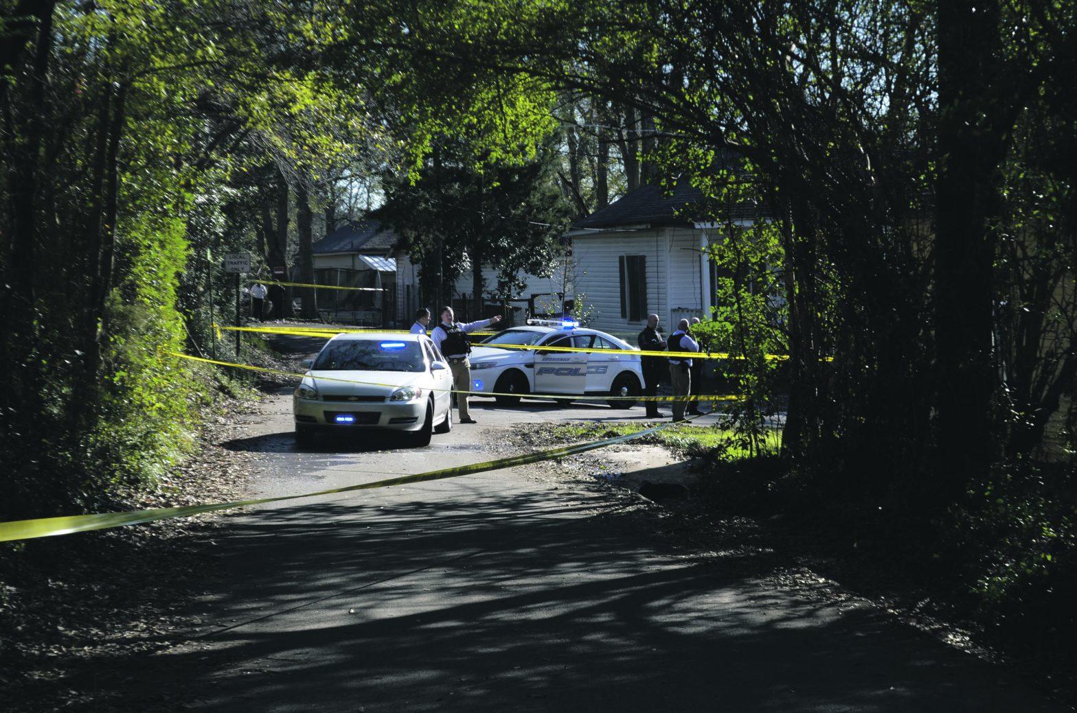 Man Shot On Georgia Avenue