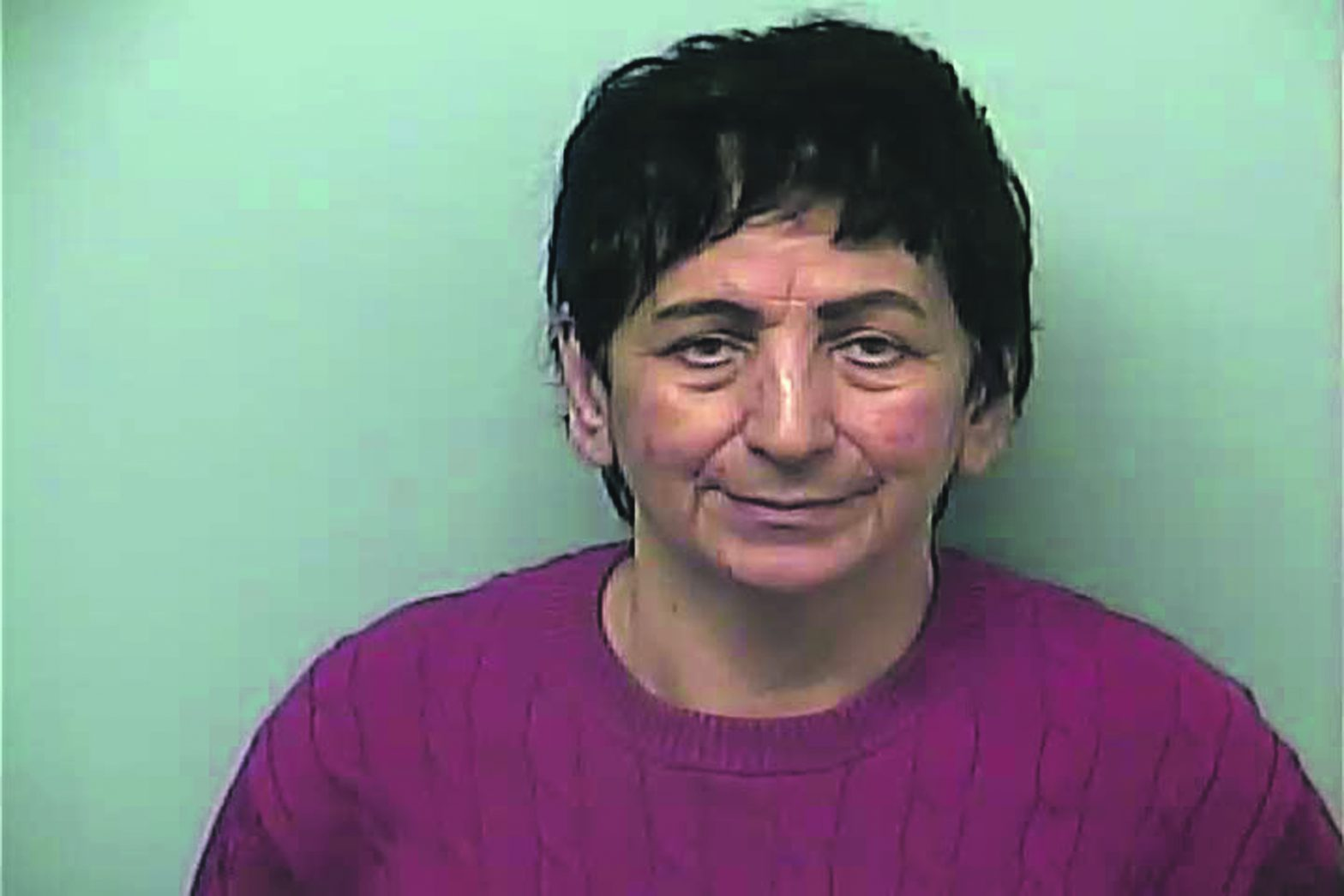 Woman Arrested Again
