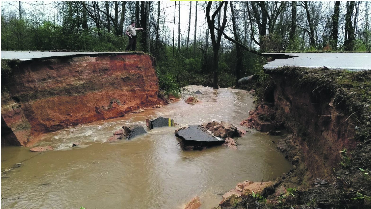 Troup County  Declared A State  Of Emergency