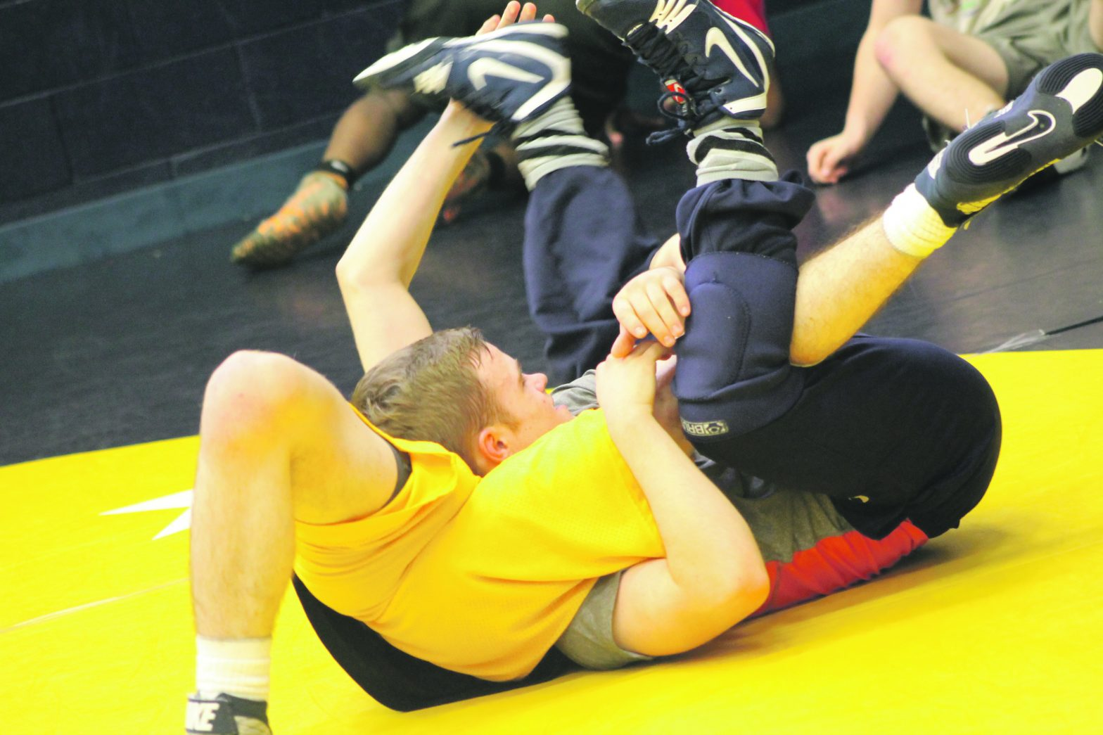 Troup Wrestlers Are Hungry  For Some Area Redemption