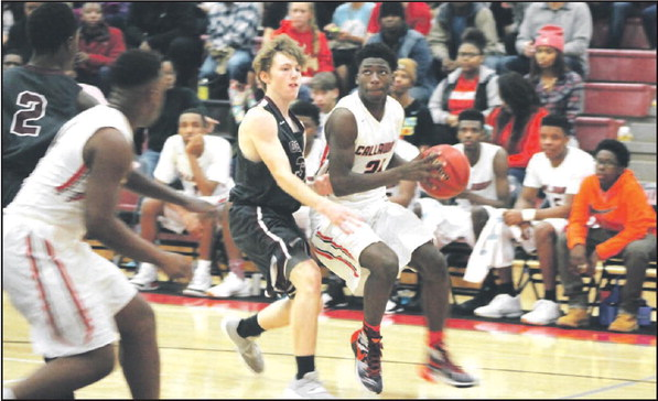 Callaway Buries The Lions,  Cavs Improve To 5-0 In Region