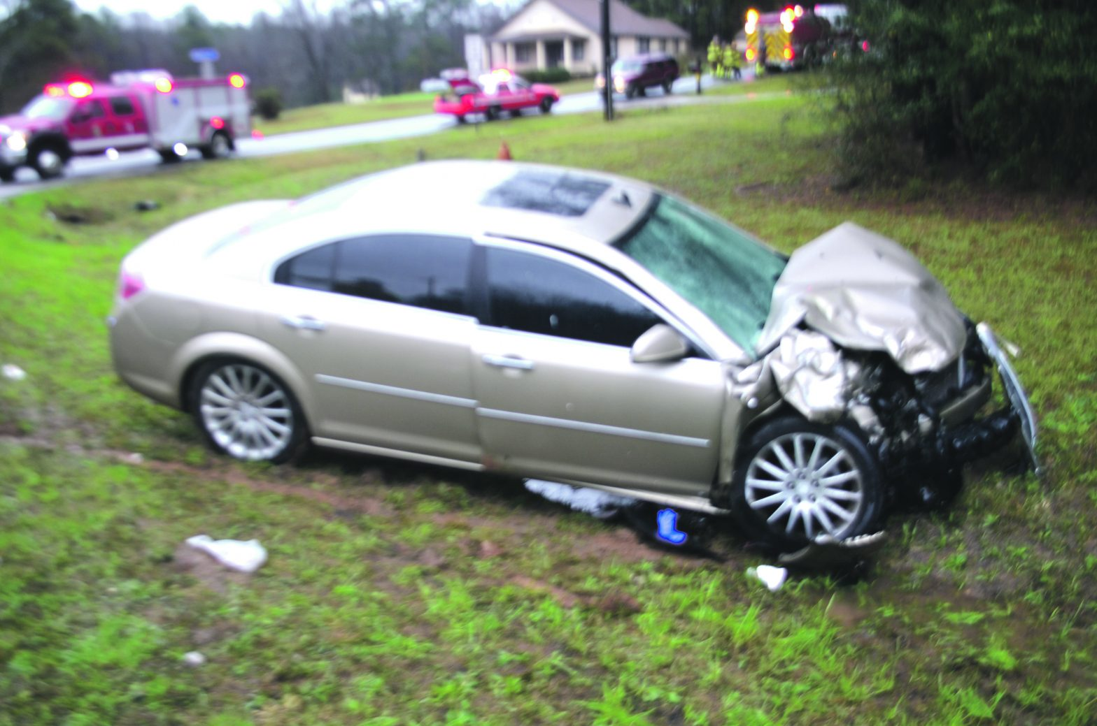 Wet Roads And Rains Claim More Injuries