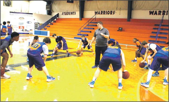 Moving On: LaGrange  Academy Boys  Squash Highland, 53-39