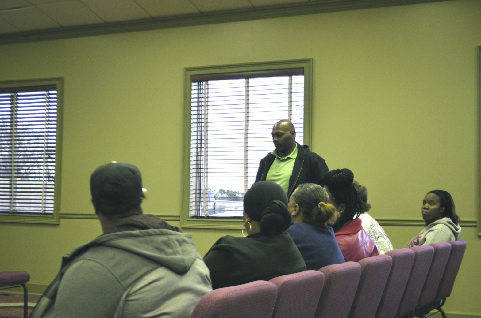 NAACP Public Hearing  Regarding Probation Fees
