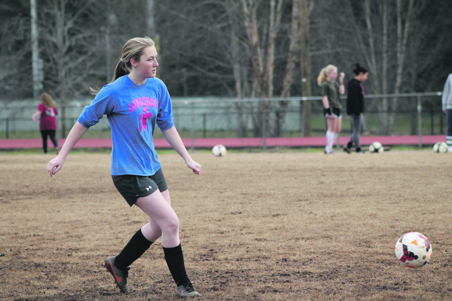 Lady Granger Soccer Reloads With Davis At The Helm