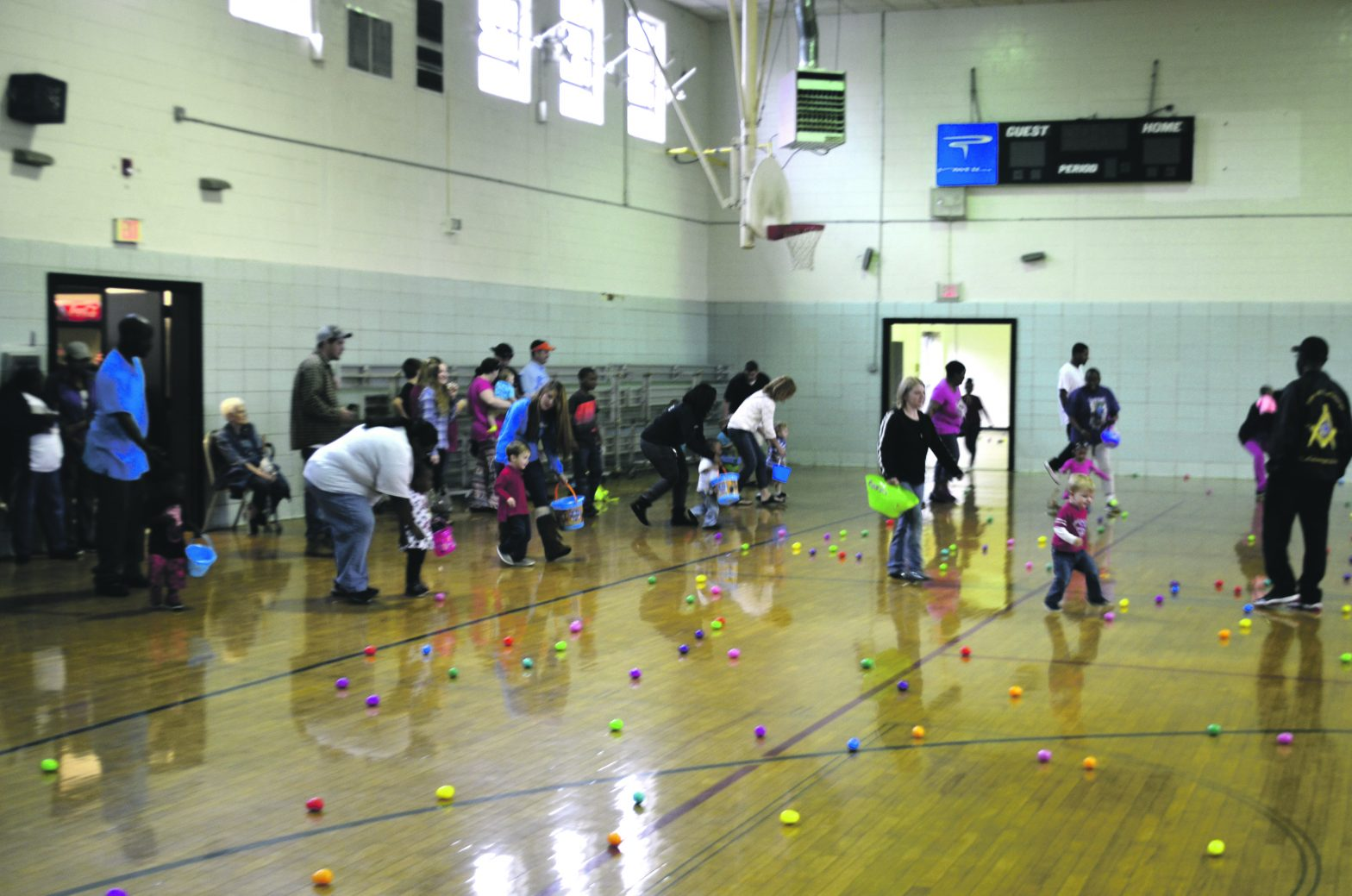 Troup County Parks And  Recreation Annual Easter Egg Hunt