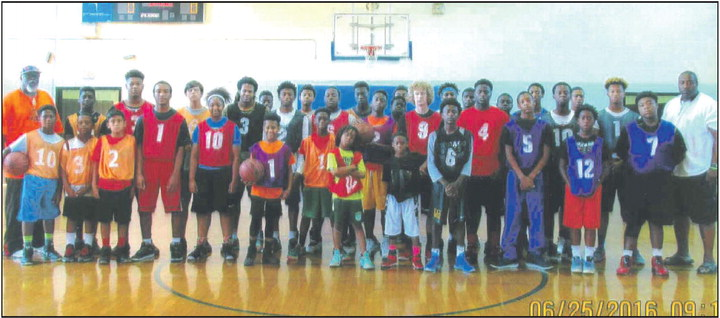 William Griggs Recreation Center Basketball  Shoot Out Enters The Midpoint Of The Summer