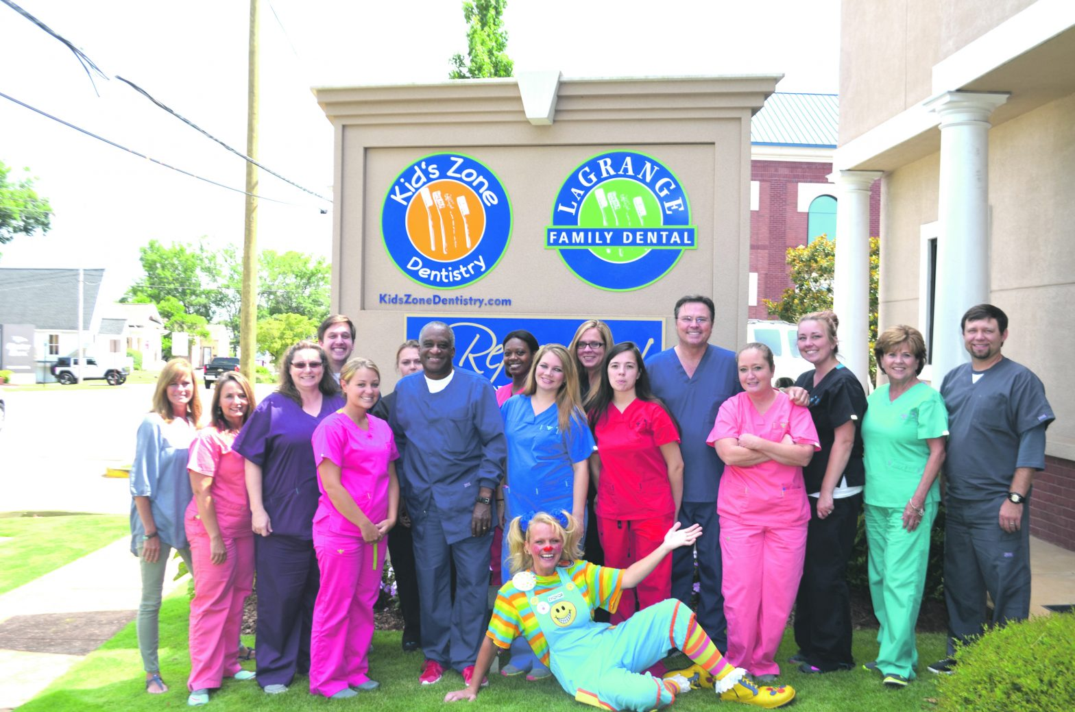 Kid's Zone Dentistry Sponsors  Fourth Of July Fireworks Show