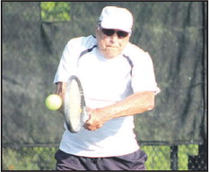 """Hampton: """"We Feel Good And Tired,""""  West Point Tandem Takes Mixed Doubles"""
