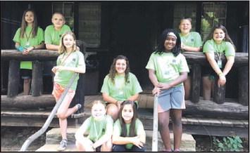 Cloverleaf Camp A Success!
