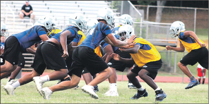 Grangers Expect To Bounce Back From 5-5 Season, Burks Is Confident