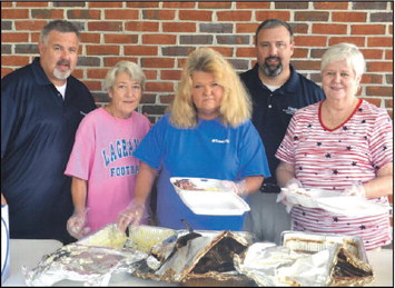 Striffler Hamby Hosts BBQ  Lunch For Law Enforcement