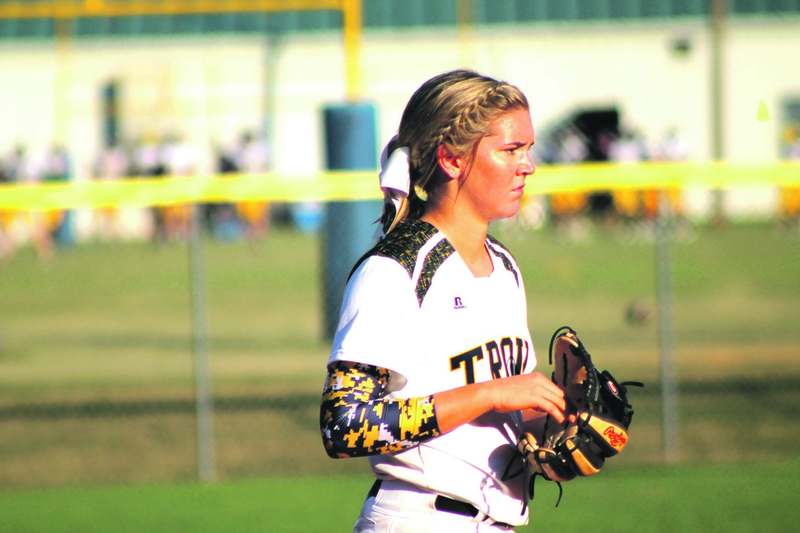 Hard Times Continue For Troup,  Lady Tigers Bow To Chapel Hill