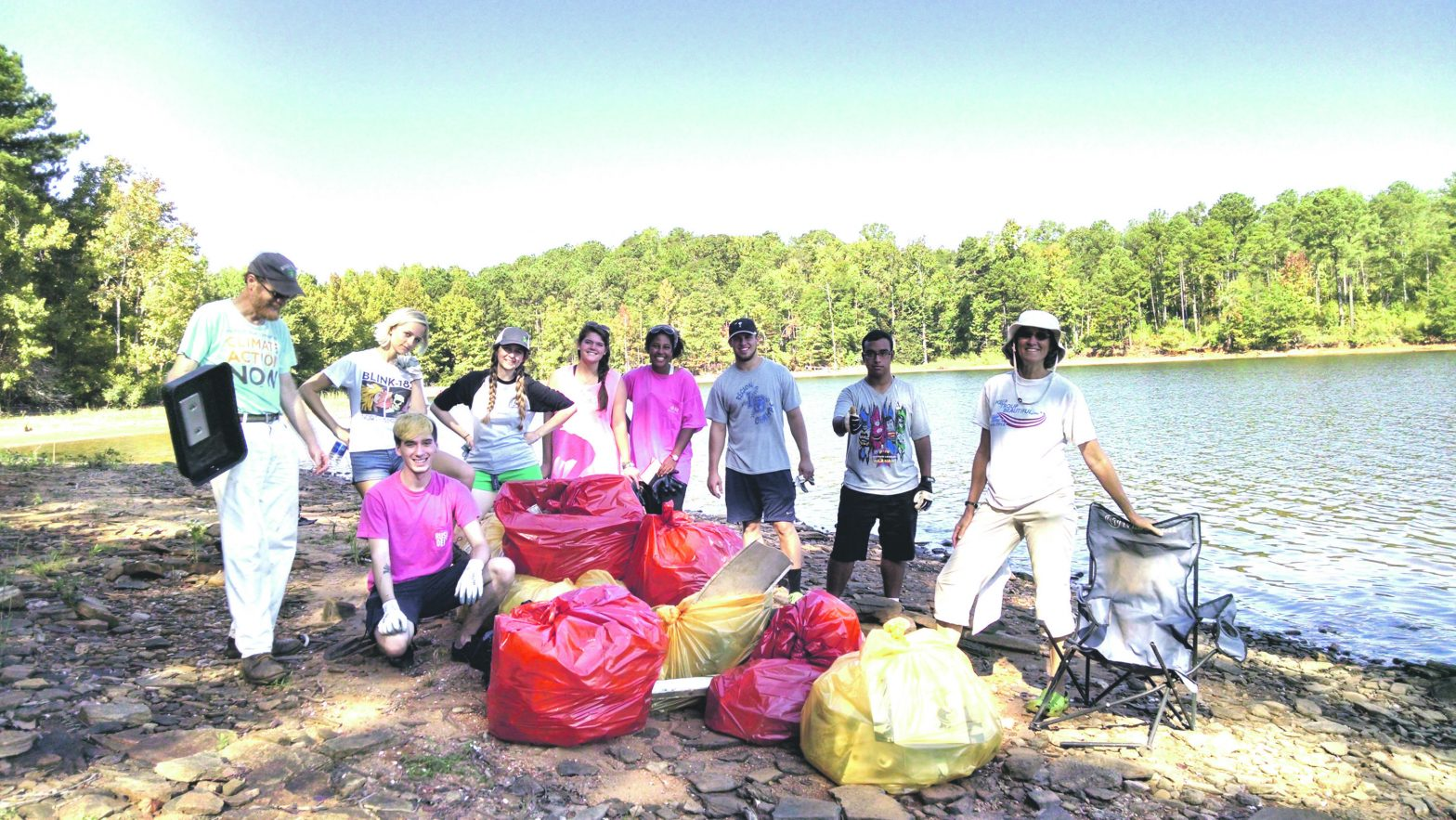 National Public Lands Day Success  With Approximately 100 Volunteers