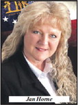 Write-In Candidate Jan Horne Announces  Candidacy For State Senate District 28