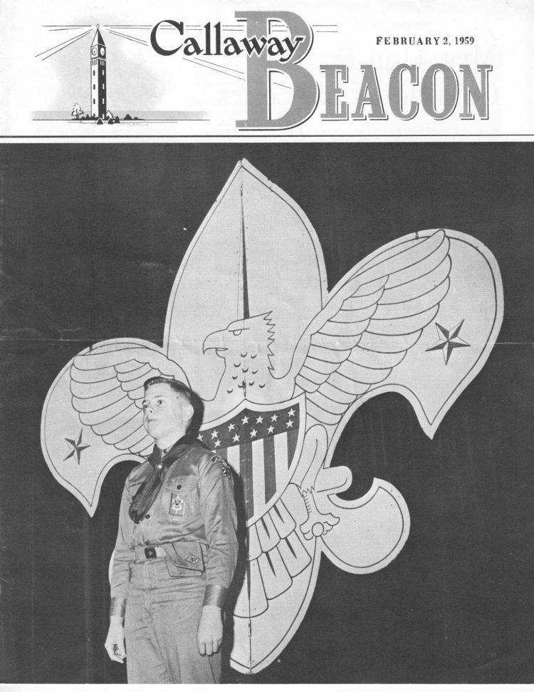 Callaway Beacon – February 2, 1959