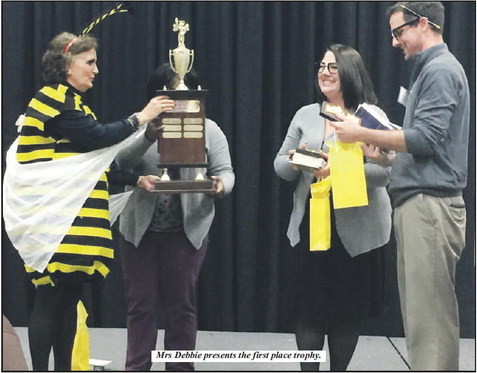 Calumet Bank Wins 19th  Annual CLCP Spelling Bee