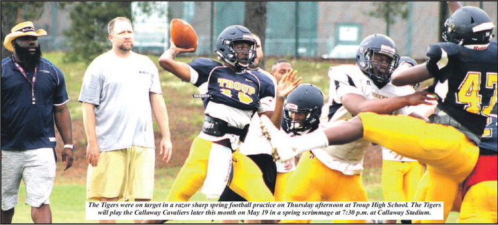 Troup Football Is Back For More With 104 Players