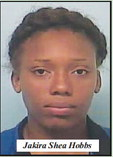 Young Woman Jailed for  Taking Candy from a Child