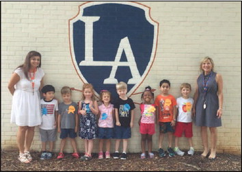 LaGrange Academy  Introduces The Class of 2031