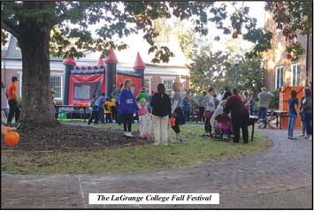LaGrange College Hosts Fall Festival