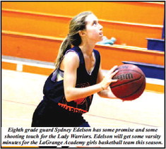 Roundball Heaven: Enthusiasm Returns  For Lady Warriors, Coach Major