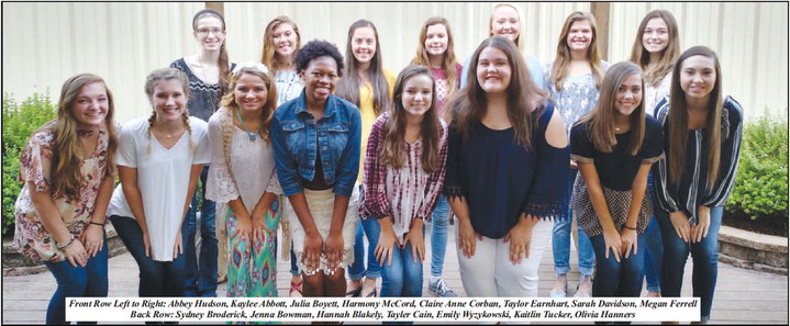 Lafayette Christian School Announces the 2017 Homecoming Court