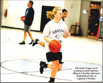 Gomez Is Giving Lady Cougars An Extensive   Basketball Makeover