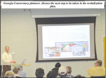 Hogansville Holds Second Master Plan Forum