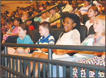 Troup County Third Graders Treated to LaGrange Symphony Orchestra Concert