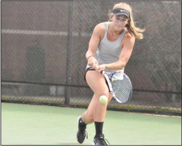 Women's Tennis: No. 17  Sewanee sweeps Panthers in  Non-Conference Match