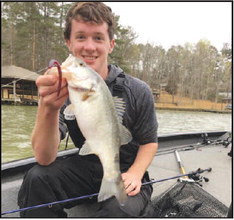 Callaway High School Fishing Team Place Fifth in GICAA Tournament