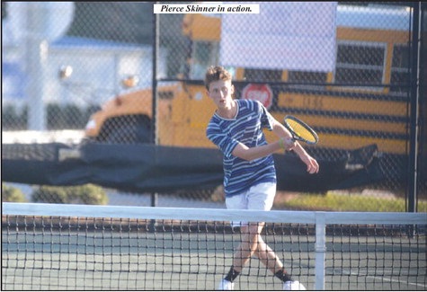 Double Trouble  LaGrange High Tennis Teams Dominate Competition