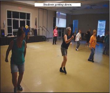 LaGrange Active Life Advanced Line Dancing