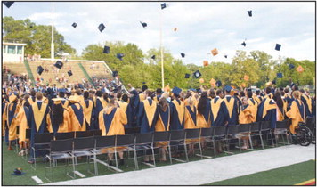 Troup High Holds 2018 Graduation Ceremony