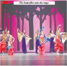 Royal Dance Academy Wows with Alice in Wonderland