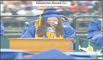 LaGrange High Graduation
