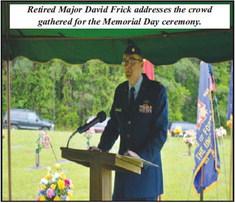 Restlawn Hosts Memorial Day Service