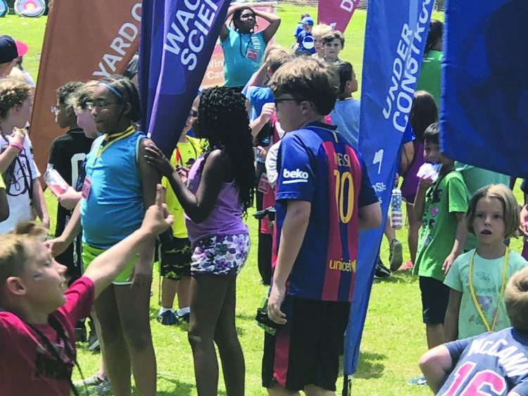 WinShape Camps at Lafayette Christian School Promote Local Values