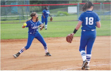 Chapel Hill Hands Grangers Third Loss of   Softball Season