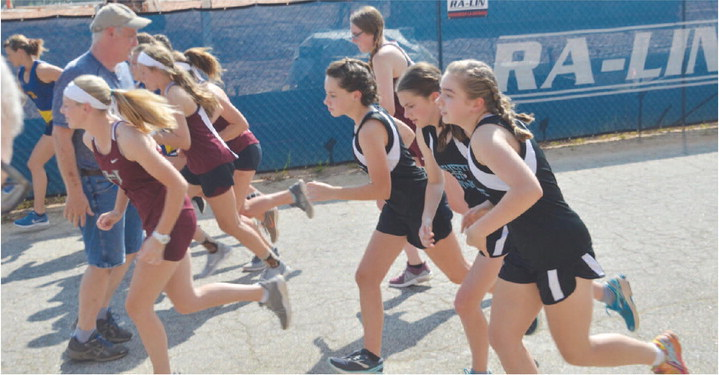Troup Hosts First Cross Country Meet Against  Lafayette Christian, Heard County