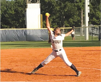 Troup Softball Drops Back-to-Back Games